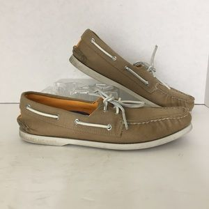 Sperry Top-Sider Men's Boat Shoes Brown 11.5M